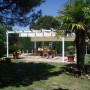 Instalación de pérgolas de aluminio para jardín